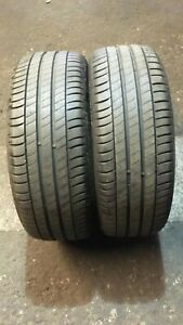 X2 Matching Pair Of 205/45/17 Michelin Primacy 3 88W Tyres **special offer**