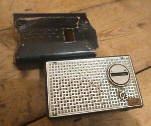 PYE Vintage Portable Transistor Radio Empire made