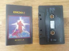 ENIGMA MCMXC A.D. 1991 CASSETTE TAPE