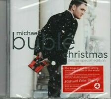 MICHAEL BUBLE - CHRISTMAS - DELUXE SPECIAL EDITION       *NEW & SEALED CD ALBUM*