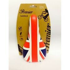 Silla de montar BMX Union Jack Premier-Ajuste Universal Para Todas Las Motos