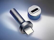 Einschlagstempel für Ovalösen 40 x 10 mm , PROFI Ösenwerkzeug