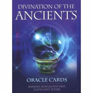 Divination of the Ancients (Oracle Cards): Free Delivery