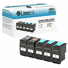 5 pk PG 240XL CL 241XL Ink Cartridge for Canon PIXMA MG MX Printer Series MG2120