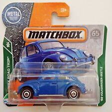 Matchbox '62 VW Volkswagen  Beetle - blue