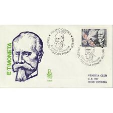 1983 FDC VENETIA 555/IT ITALIA ERNESTO TEODORO MONETA MF80897