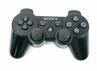 Sony Playstation 3 PS3 Model CECHZC1U Sixaxis Wireless Controller - Black