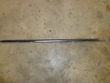 Toyota Supra MK3 1986.5-92 Passenger lower window trim OEM