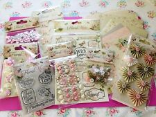 Dovecraft Floral Muse Card Making Kit