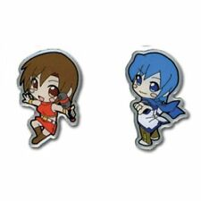 *NEW* Vocaloid: Meiko & Kaito 1'' Pin (Set of 2) by GE Animation