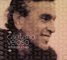 CAETANO VELOSO  antologia 1967-2003   / 2 CDs DIGIPACK