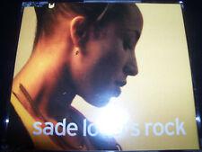 Sade Lovers Rock Rare Australian Album Promo CD SAMP2295  - Like New