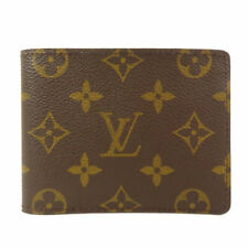 LOUIS VUITTON  M60895 Bifold Wallet No Coin Pocket Portefeiulle / Multiple M...