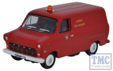 76FT1003 Oxford Diecast 1:76 Scale OO Gauge Ford Transit Mk1 London Fire Brigade