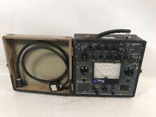 Vintage Motorola S1056a Portable Test Set