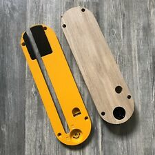 Dewalt Zero Clearance Insert - Throat Plate - MDF or OAK!