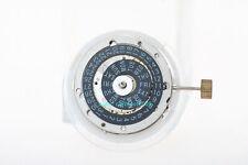 Clone 7750 automatic Black 3H day date chronograph movement replace ETA Valjoux