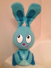🔴 Quaps JOJO Hide & Seek Interactive Blue Bunny Rabbit Toy No Carrot Electronic
