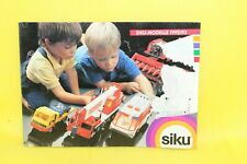 Siku Catalogue 1992/93