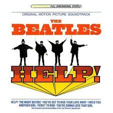 The Beatles - Help Soundtrack Vinyl '60's British Pop Sticker or Magnet