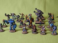 2000AD WARGAMES FOUNDRY 28MM MODELS - MANY TO CHOOSE FROM