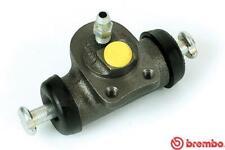 Radbremszylinder Hinten | Brembo (A 12 047) u.a. für Opel Ranger Vauxhall