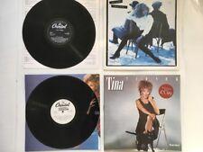 Tina TURNER-FOREIGN AFFAIR & Private Dancer VINILE LP