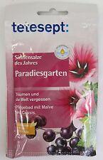 tetesept Paradise Garden bath salts -Made in Germany