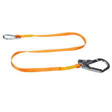 Climbing Rescue Fall Protection Harness Belt Safety Lanyard Mountaineering