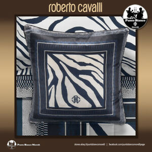 ROBERTO CAVALLI HOME   Frame Zebrage   Reversible Cushion Cover with Filler