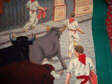 Original de Pa Campa :Mixed media painted on canvas-Bilboa Spain,,signed folk ar
