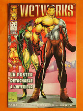 WETWORKS N° 4 du 01/1998- Image comics éditions SEMIC