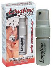 Spray Ritardante Eiaculazione Longtime lover Lunga Durata del Rapporto Sessuale