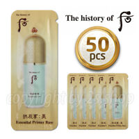 [The History Of Whoo] Gongjinhyang Mi Essential Primer Base 1ml x 50pcs