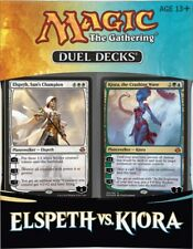 1x  Elspeth VS. Kiora: Duel Deck New Sealed Product - Magic: The Gathering