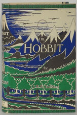 Tolkien The Hobbit hardcover original dust jacket 1959 Riverside Press edition