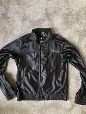Bench Black Zip Up Sport Top Ladies Size ll 12/14