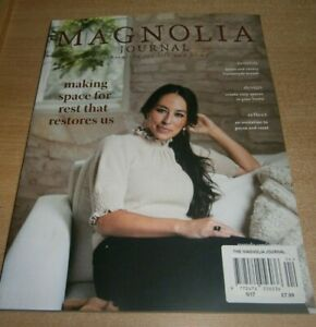 Magnolia Journal magazine #17 Winter 2020 Homemade Breads, Create Cozy Spaces &