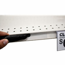 Label Strip & Fastener Tool, Gondola Shelf Upc Channel, Ticket Scraper Remover