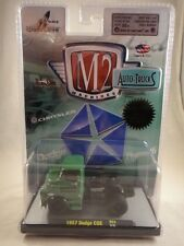 M2 Machines Auto-Trucks 1957 Dodge COE R24 Green NEW 1:24 scale
