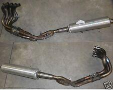 Collettori e Silenziatore Originale Honda CBR 929 RR DAL 2000 AL 2002 USATA