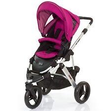 ABC Design Cobra Passeggino 3 Ruote/Passeggino UVA/Silver Frame - 0-3 anni