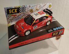 qq 60770 SCX EXPORT CITROEN XSARA WRC R COSTA BRAVA '01 #15 PURAS capo liso 6077