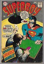 Superboy '68 148 VG D4