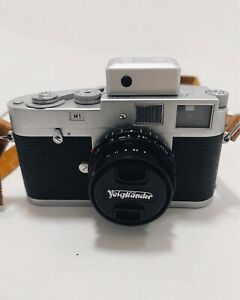 Leica M1 with Keks Lightmeter