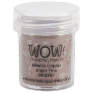 Wow Embossing Powder WOW Embossing Powder, 15ml, Copper