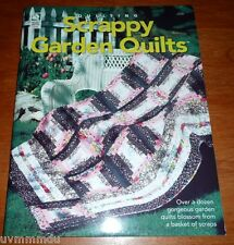 Quilting Scrappy Garden Quilts (2004, Paperback) HOWB Shelved Only