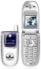 FLIP MOTOROLA V220 UNLOCKED GSM MOBILE WIRELESS CELL PHONE FIDO ROGERS CHATR CUB