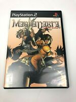 Magna Carta: Tears of Blood for PlayStation 2 PS2 / No Manual / Tested