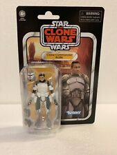 Star Wars Vintage Collection Clone Commander Wolffe VC168 THE CLONE WARS In Hand